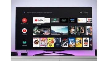 Нові можливості GEOTEX GTX-R10I PRO! Підтримка Android TV!