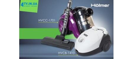 Бюджетні та потужні: Пилососи Hölmer HVCB-1410 та Hölmer HVC.C-1701