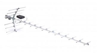 Т2 антенна АТ-17 (Цифра) 1.5м наружная