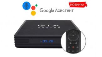 GEOTEX GTX-R10i PRO S905X3 2GB/16GB голос