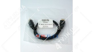 Шнур HDMI-HDMI 0.8м.