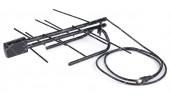Т2 антенна Eurosky ES-005A комнатная активная 5V
