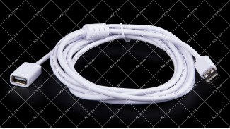 Кабель удлинитель USB 2.0 Female to Male ATCOM 3 метра