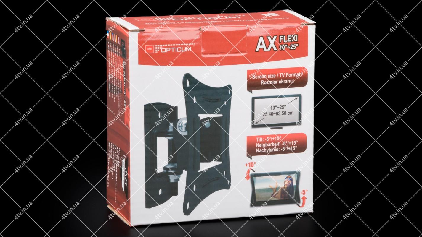 Кронштейн для телевизора Opticum AX FLEXI 10-25