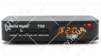 World Vision T58 DVB-T2