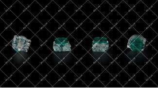 Скотч-лок (Scotchlok) ARRIS зеленый, 100шт, с гелем