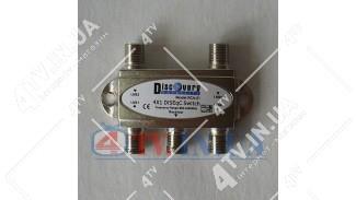 DiSEqC 4х1 Discovery RCA-21