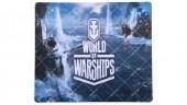 Коврик World of Ships 290*250 серый
