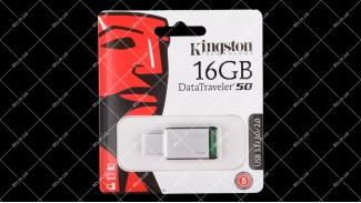 Накопитель Kingston 16GB DataTraveler 50 USB 3.1