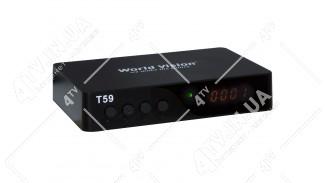 World Vision T59 DVB-T2