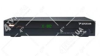 Jeferson X-002 HD