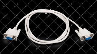 Нуль-модемный кабель COM - COM RS232
