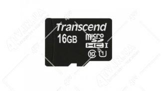 microSDHC (UHS-1) Transcend 16Gb class 10 (TS16GUSDСU1)