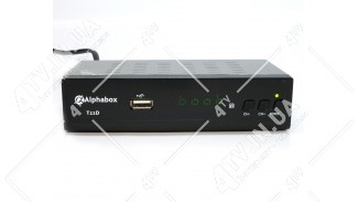 Alphabox T22D Dolby Digital DVB-T2