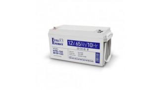 Батарея аккумуляторная GEL Full Energy FEL-1265 12 V 65 Ah