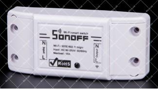 WiFi выключатель Sonoff Basic