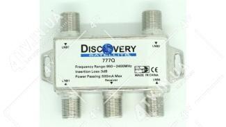 DiSEqC 4х1 Discovery GD-41Q внутр.