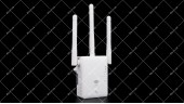 Повторитель двухдиапазонный Wi-Fi Strong 750 Dual Band Repeater