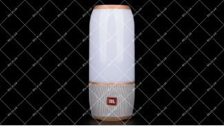 Колонка портативная с подсветкой JBL PULSE 3 Bluetooth золотая copy УЦЕНКА