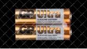 Батарейка GP Ultra Alkaline GP15AU 1.5V AA LR6 (GP15AUEBC-2S2) 2шт
