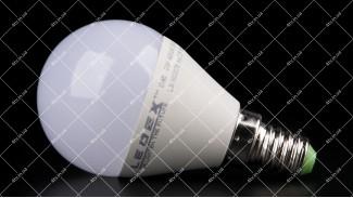 Лампочка cветодиодная LEDEX 8W E14 4000K PREMIUM G45 (ШАРИК)