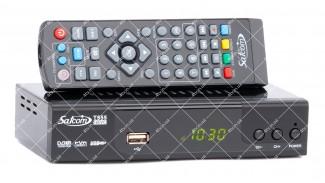 Satcom T555 T2 HEVC LAN