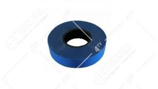 Лента изоляционная  ПВХ 20 метров синяя