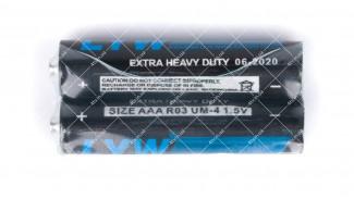 Батарейка LYW 1.5V AAA/R03, пара, 2 штуки