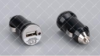 Автомобильное зарядное устройство BY-001 черное