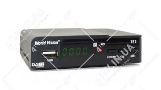 World Vision T57 DVB-T2