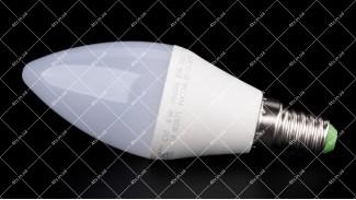 Лампочка cветодиодная LEDEX 8W E14 4000K PREMIUM C37 (СВЕЧКА)