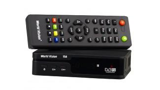 World Vision T54 DVB-T2